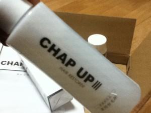チャップアップ育毛剤