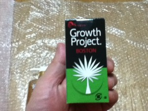 growth projectサプリ