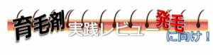 手遅れハゲが育毛剤の実践レビューで発毛成功を公開中